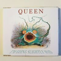 QUEEN : I'M GOING SLIGHTLY MAD ♦ CD Maxi ♦