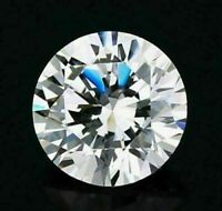 Natural 5mm 0.5ct White Diamond G-Color Round Cut VVS Clarity Excellent