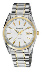 Accurist Men`s Two Tone Watch MB1037S