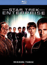 NEW - Star Trek Enterprise: Season 3 [Blu-ray] by Star Trek Enterprise