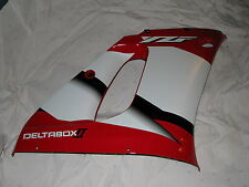 NEW OEM YAMAHA 2002 YZFR6 R6 RIGHT PANEL COWLING COWL 2 VIVID RED COCKTAIL