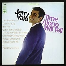 Jerry Vale - Time Alone Will Tell And Today's Great Hits [New CD] Manufactured O