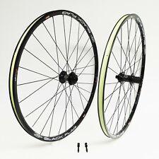 Sun Ringle Black Flag Comp 29er MTB Wheelset 15x100 F 12X142 R Tubeless Ready