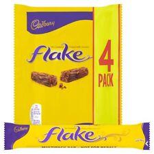 Cadbury Flocon Chocolat au lait pack de 4 (4 x 20 g Barres) 80 g Royaume-Uni/Britannique recette