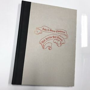 Jake and Dinos Chapman: Bad Art for Bad People ( TATE, Hardcover, 2006)