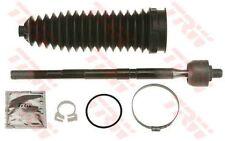 TRW Articulación axial, barra de acoplamiento CITROEN PEUGEOT FIAT JAR1073