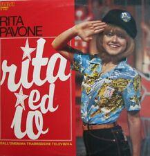 RITA PAVONE - RITA ED 10 - LP