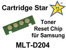XL Toner Reset Chip für SAMSUNG ProXpress M3325 M3378 M3825  MLT-D204L 5000 S.