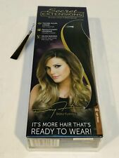Secret Hair Extensions by Daisy Fuentes -- Light Brown