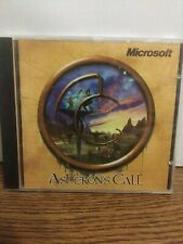 Asheron's Call (PC, 1999) Microsoft