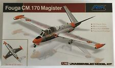 Eduard #49721 1//48 Fouga CM.170 Magister Detail-up Set for AMK #88004 1 PE