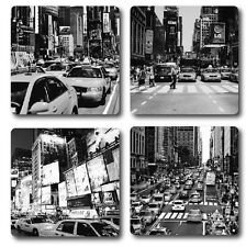 NEW YORK THEMED COASTERS - HIGH QUALITY - SET OF 4