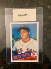 1985 Topps Baseball #181 ROGER CLEMENS ROOKIE......NM-MT+