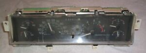97,98,99  BUICK LESABRE  &  PARK AVENUE  SPEEDOMETER AND GAUGE  CLUSTER