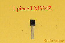 LM334Z TO-92 Adjustable Current Sources and Temperature Sensor LM334 - USA