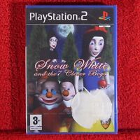 SNOW WHITE AND THE 7 CLEVER BOYS - PlayStation 2 PS2 ~PAL~ RARE