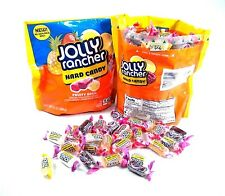 2 Bags Jolly Rancher Fruity Bash Hard Candy Lemon Pineapple Orange Strawberry