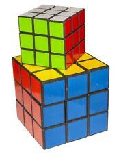 Zauberwürfel in 3 Größen Zauber Würfel 80er Jahre Kult Dreh Puzzle
