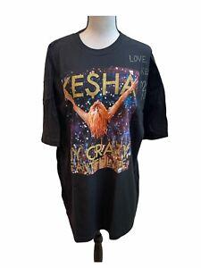 *Signed & Love, Kesha* 'My Crazy Beautiful Life' Shirt