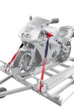 Motorbike Handle Bar RATCHET Tie Down Strap System