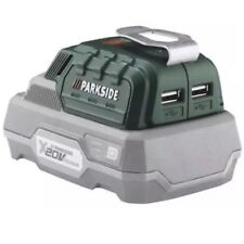 Parkside Cordless Battery Adaptor /PAA 20 A1