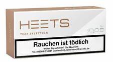 HEETS von IQOS alle Sorten // 200 HEETS = 1 Stange - NEU Teak Selection