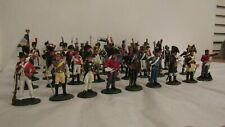 Del Prado Job Lot of 49 Die Cast Soldiers Figures