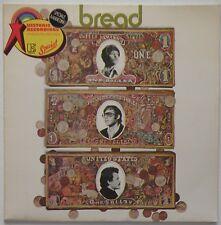 BREAD – Bread (Elektra – ELK 22 014 A4/B1) Vinyl LP Album; 1976 - NM/EX