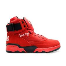 PATRICK EWING ATHLETICS 33 HI Red Suede/White/Black OG 1EW90013-601