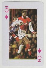 Football World Cup 2006 Playing Card single - Dennis Bergkamp - Arsenal