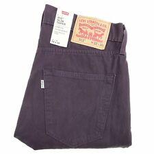 Levi's 512 Pants Men's 32x30 Slim Taper Fit