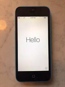 Apple iPhone 5c - 8GB - Blue (Verizon)