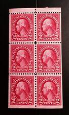 US 1923-29 Issues : Scott #634E   2c Washington Type I Mint OG $950 NH RARE GEM!