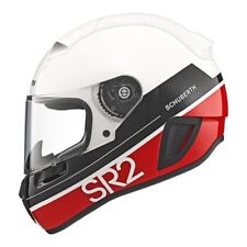 Schuberth SR2 Helm Formula rot Integralhem Herren Größe 61 (XL) rot weiß