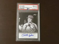 2012 Leaf - The Living Legend - Autograph - Pete Rose - PSA GEM MINT 10