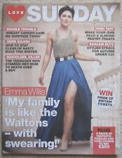 Emma Willis – Love Sunday magazine – 23 October 2016