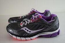 Saucony Shoes 7 W Athletic Women Running Walking Training Purple Gray