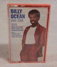 Billy Ocean- Love Zone (Cassette Tape) 1986