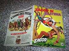 ZAGOR ZENITH N.197 ORIGINALE PERFETTO TIPO TEX MARK ARALDO RANGER