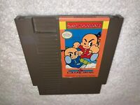 Kung Fu Heroes (Nintendo Entertainment System, 1989) NES Game Cartridge Nice!