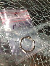 Écrou M18 Pas Fin 0,75mm M18x0.75 Ecrou Hex Nut M18x0,75 Thin Thread M18 0.75