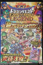 JAPAN Dragon Quest: Monster Battle Road II Legend Ultra 2 Ultimate Guide