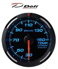 Defi Racer 52mm Car Water Temperature Gauge - Blue JDM Stepper Motor