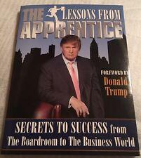 Lessons from Apprentice & Success, DONALD J. TRUMP Republican American President