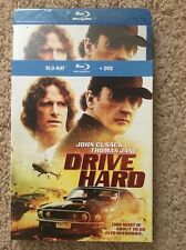 Drive Hard (Blu-ray/DVD, 2014, 2-Disc Set, NEW) Cusack