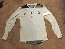 Fox Racing Indicator Long Sleeve Mash Camo Jersey Cool Grey Medium