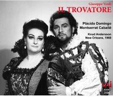 Montserrat Caball, G. Verdi - Il Trovatore [New CD] With Bonus Disc