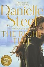 The Right Time Steel Danielle Good Book ISBN 9781509800322