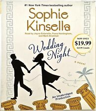 Wedding Night Sophie Kinsella Audiobook 11 CDs 13 Hours Unabridged 2015