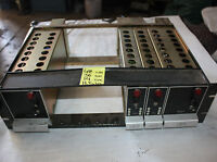 IRT Monitor Amp PA-20D  Rack Frame with 2 Amplifier & 2 Distribution Modules